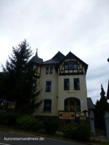 Hotel Villa Alice in Thale im Harz