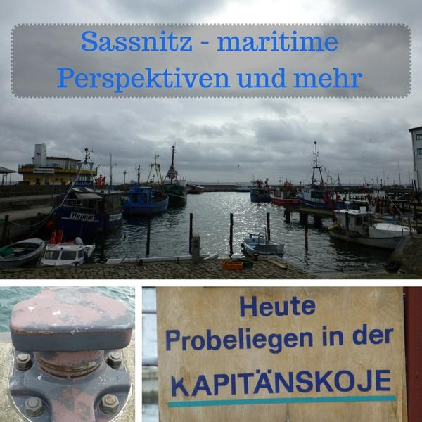 Stadthafen Sassnitz und maritime Perspektiven