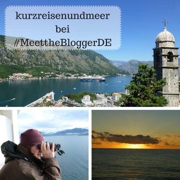 Lern' mich kennen: kurzreisenundmeer.de mach mit bei der Instagram Chellenge #MeettheBloggerDE