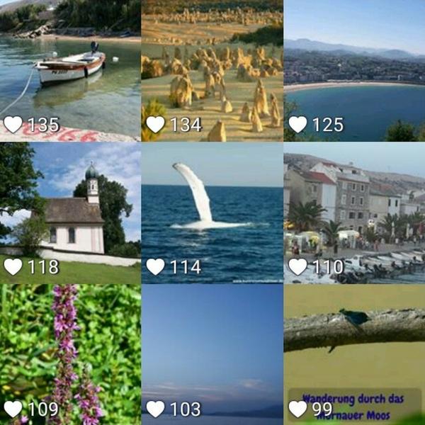 Welche Reiseimpressionen haben im August am besten gefallen? Pag, San Sebastian, Australien oder das Murnauer Moos?