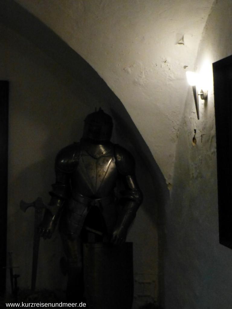 Bild einer Ritterrüstung