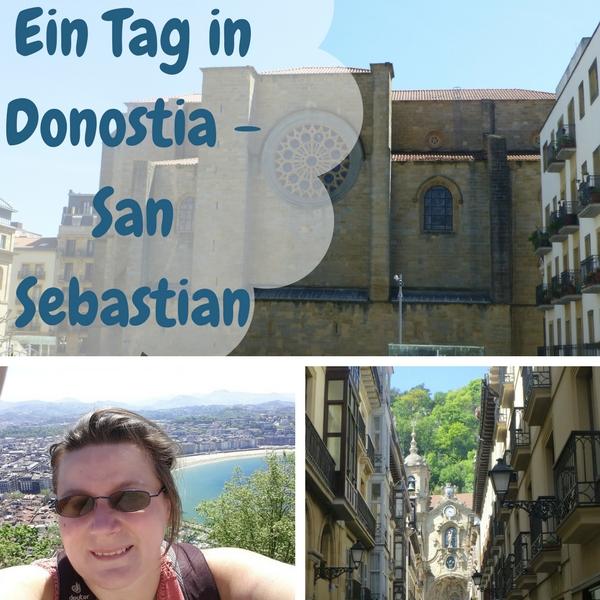 Kann man eine Stadt an einem Tag erkunden? Auf jeden Fall! Lies' hier, was ich an nur einem Tag in San Sebastian entdeckt habe!