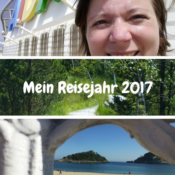 Warst Du in 2017 viel auf Reisen? Bei mir war es eine bunte Mischung aus Kurzreisen i9nnerhalb Deutschlands, Reisen nach Kroatien, Serbien, nach Teneriffa und Spanien und einer Kanaren-Kreuzfahrt. Lies' hier, was ich erlebt habe.