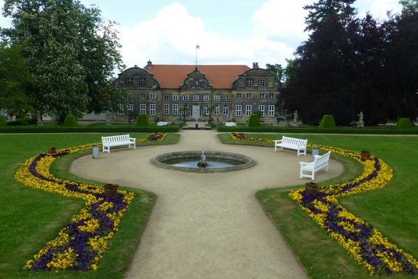 Barocke Gärten Blankenburg