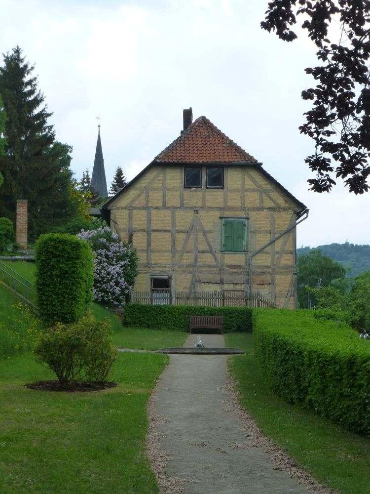 Gasthaus Obere Mühle Barocke Gärten Blankenburg