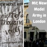 Zum New Model Army-Konzert nach London!