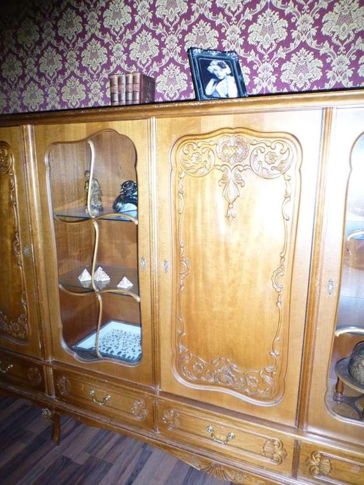Das Sherlock Holmes Szenario ist mit originalen Möbeln ausgestattet.