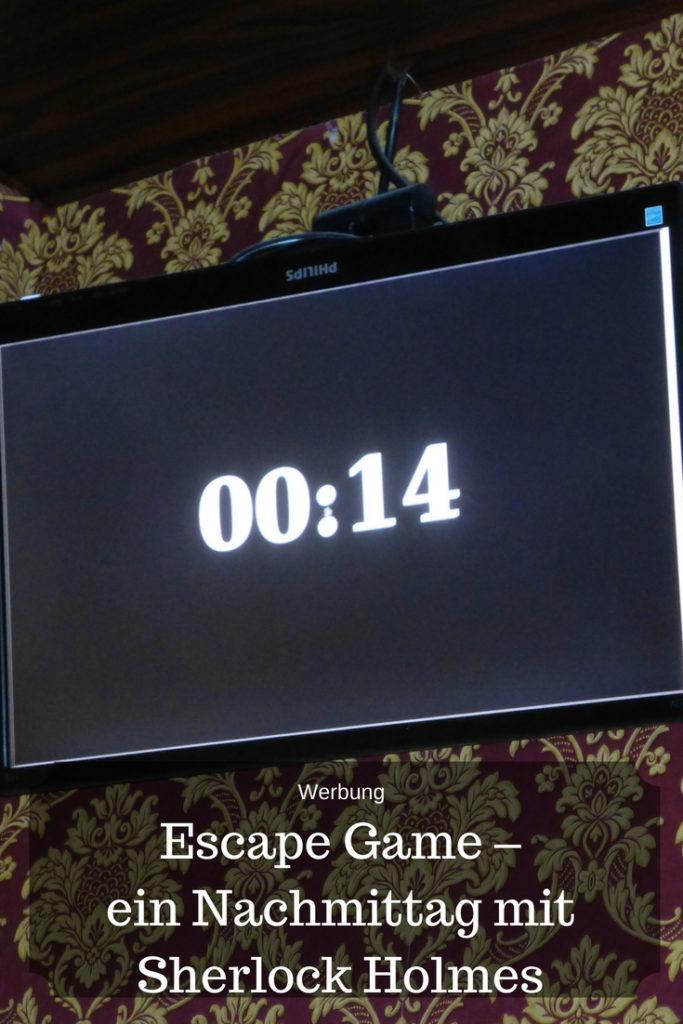 Hast Du schon einmal ein Escape Game mitgemacht? Lies' hier was Escape Games eigentlich sind und wie wir Sherlock Holmes gefunden haben!Holmes