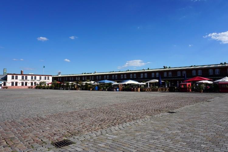 Im Schaufenster Fischereihafen in Bremerhaven hat man eine große Auswahl an Restaurants.