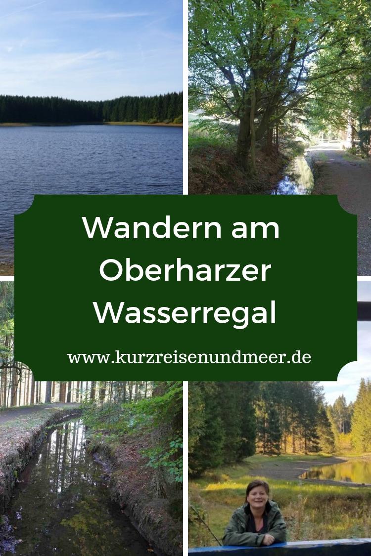 Am UNESCO-Weltkulturerbe Oberharzer Wasserregal kann man sehr schöne Wanderungen machen. Eine leichte Wanderung geht entlang der Huttaler Widerwaage.