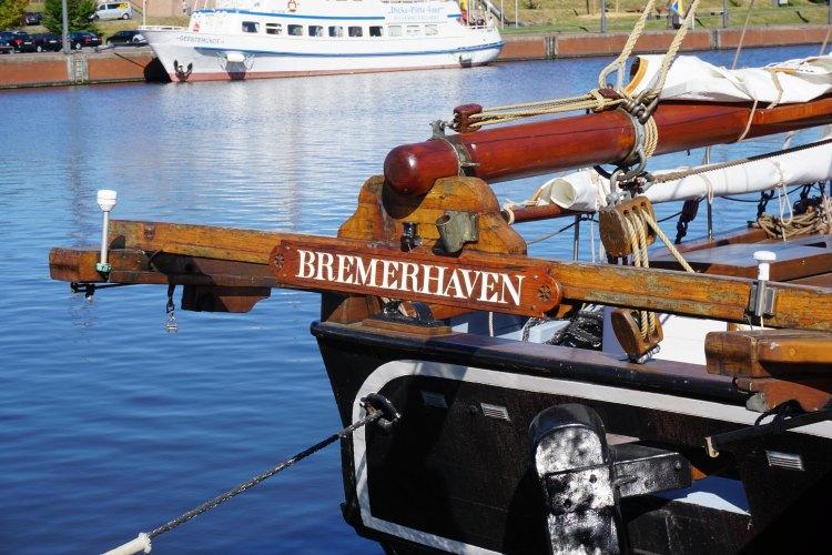 Schiff aus Bremerhaven