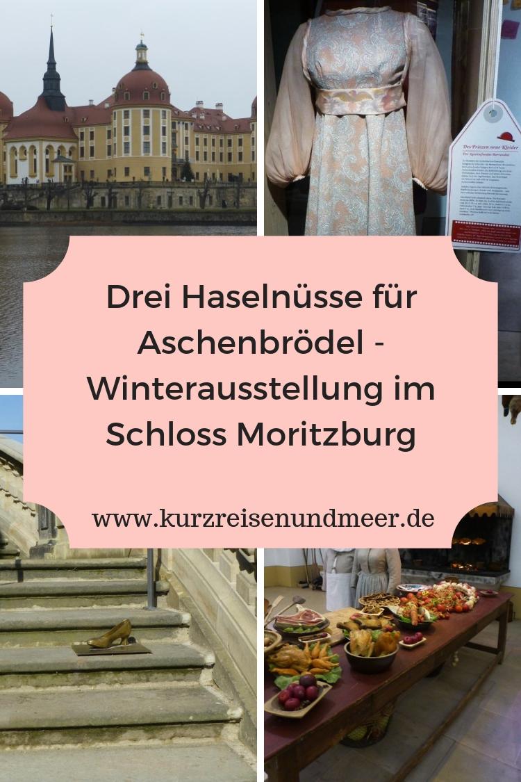 """Hast Du schon einmal das Schloss Moritzburg besucht? Das lohnt sich auch zur Winterausstellung zum Kultfilm """"Drei Haselnüsse für Aschenbrödel"""""""