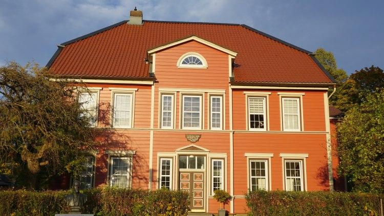 Haus, in dem Robert Koch in seiner Jugend wohnte