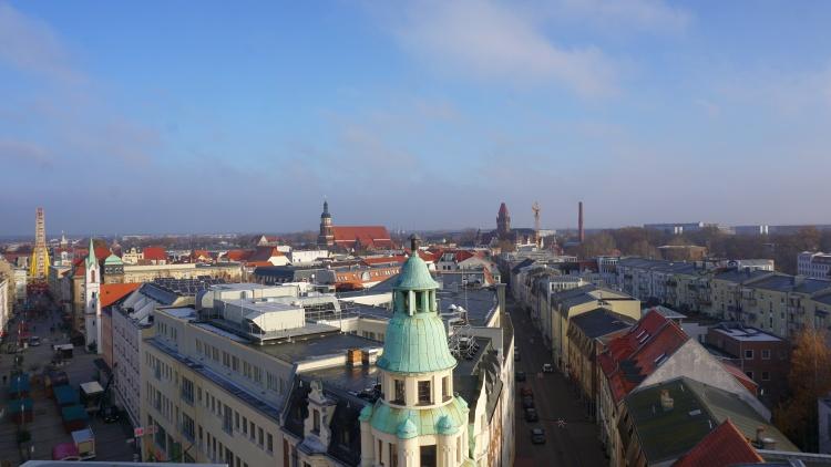 Aussicht vom Spremberger Turm