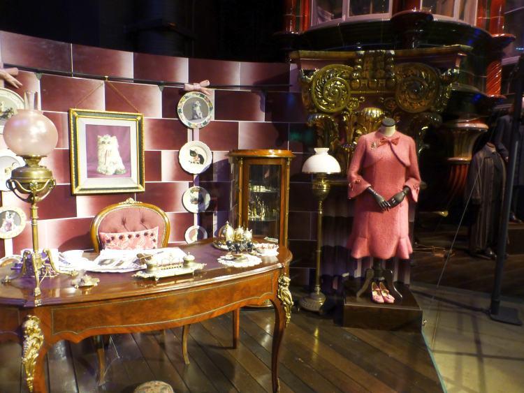 Harry Potter Büro von Dolores Umbridge