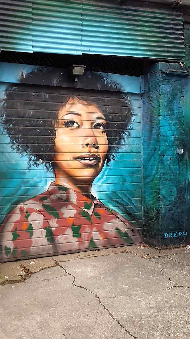Street Art von Dreph