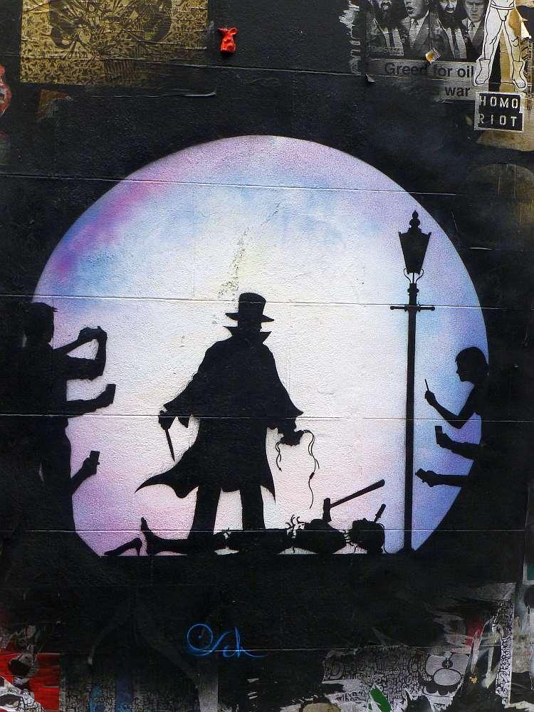 Street Art von Otto Schade