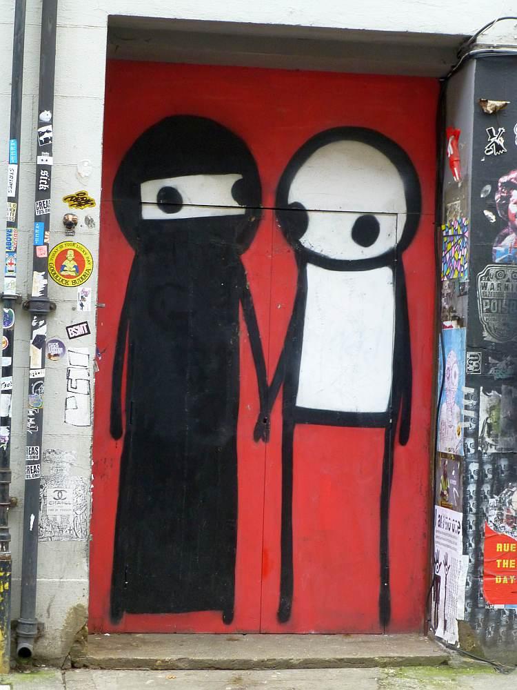 Street Art Stik