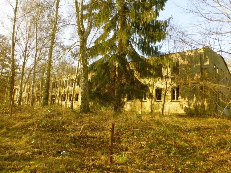Lost Place - Verlassene Kaserne