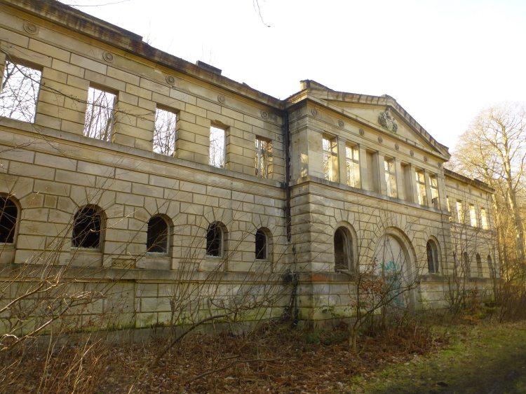 Marstall des Schloss Dwasieden