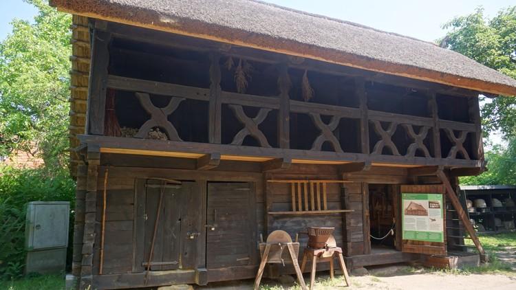 Freilandmuseum Lehde Stallgalerie
