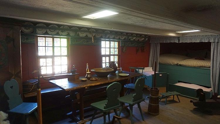 Freilandmuseum Stube
