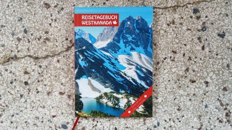Reisetagebuch Westkanada: Fährst Du in der nächsten Zeit in den Westen Kanadas? Und liebst Du es, Deine Reiseerlebnisse festzuhalten? Dann brauchst Du dieses Reisetagebuch!