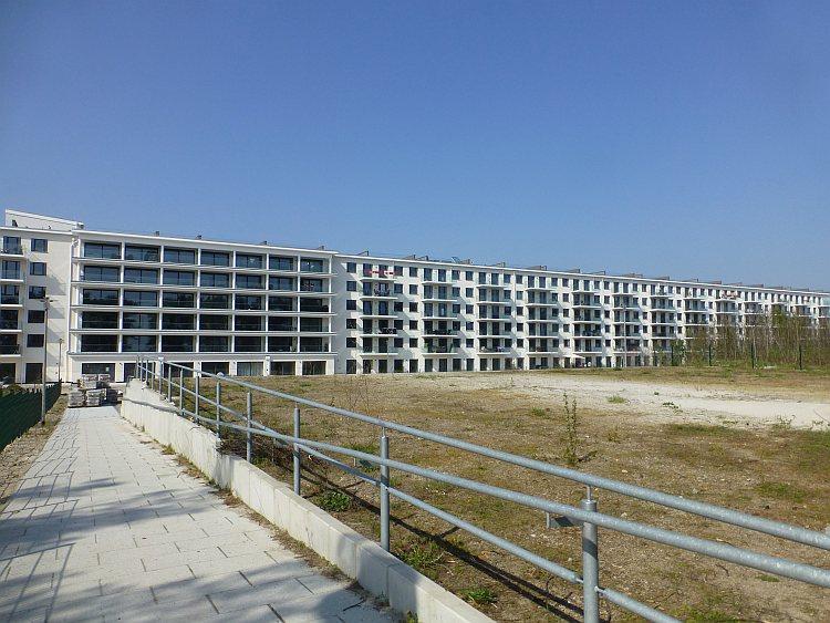 Rügen Architektur Prora saniert